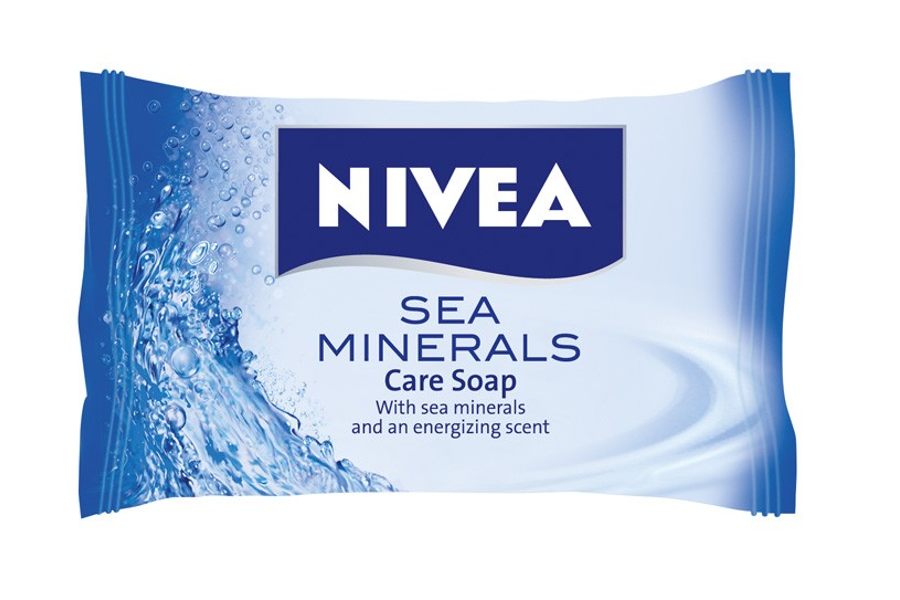 Sea Minerals Care Soap