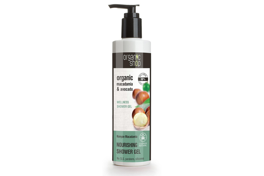 Nourishining Shower Gel Kenyan Macadamia