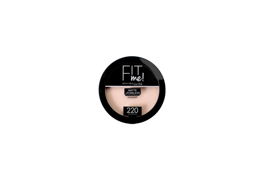 Matte & Poreless Powder 220 Natural Beige