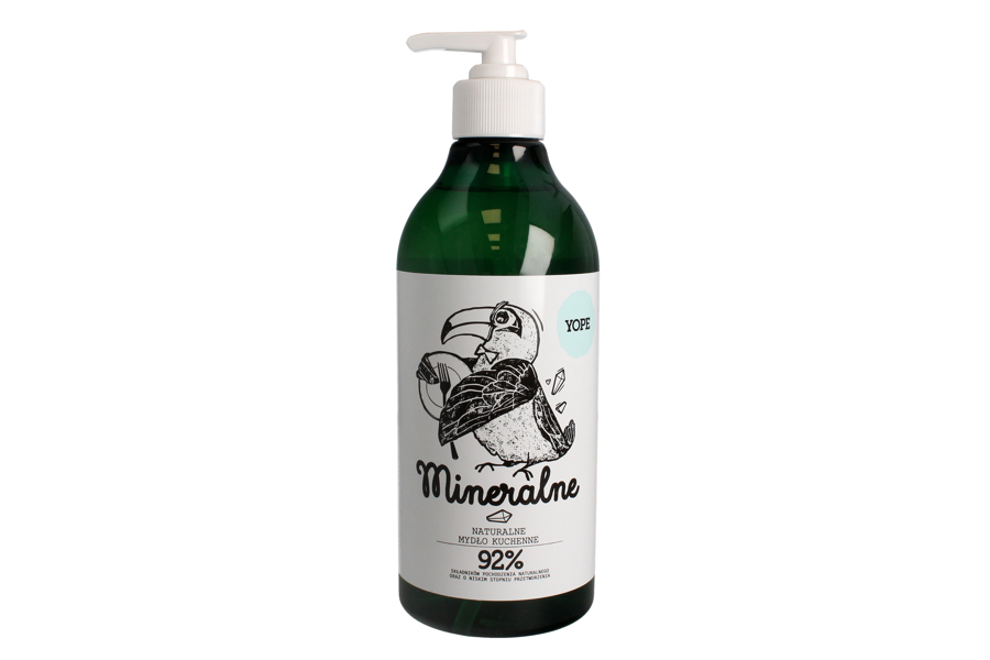 Mineral Kitchen Hand Soap