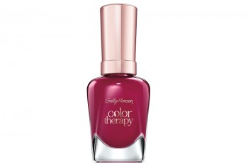 Nail Polish Argan Oil Formula 380 Ohm My Magenta