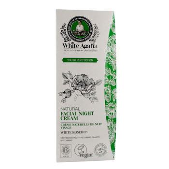 Youth Protection. Natural Facial Night Cream