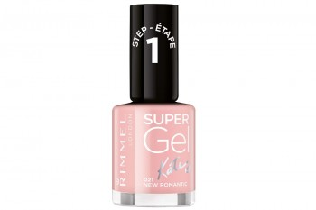 Nail Polish SuperGel 21 New Romantic