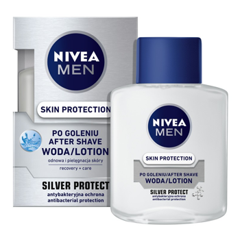 Men Silver Protect