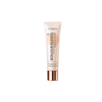 Bonjour Nudista BB Cream 02 Medium Clair/Medium Light