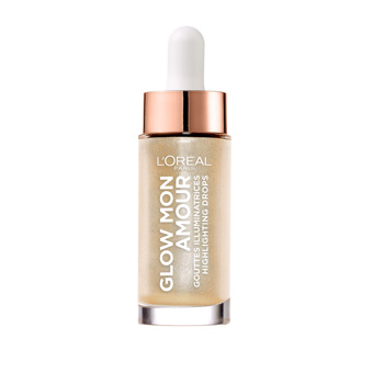 Glow Mon Amour Highlighting Drops 01 Ivory Glow