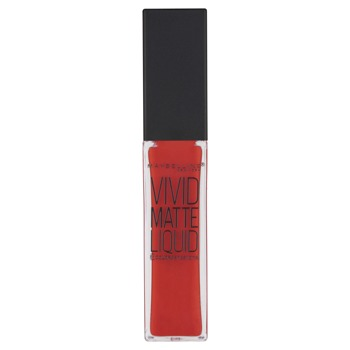 Vivid Matte Liquid Lipstick 35 Rebel Red