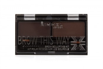 Brow Sculpting Kit 03 Dark Brown