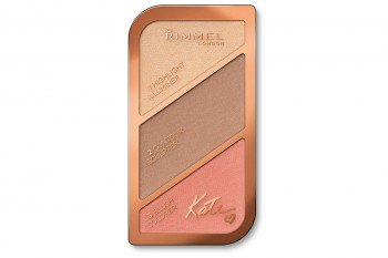Palette Sculpting & Highlighting Kit 02 Coral Glow