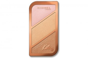 Palette Sculpting & Highlighting Kit 04 In the Buff Paletka do konturowania twarzy