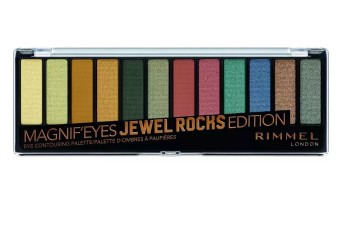 MagnifEyes Eye Contouring Palette Jewel Rocks Edition