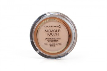 Miracle Touch Liquid Illusion Foundation 045 Warm Almond