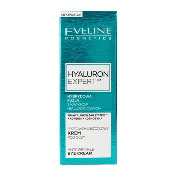 New Hyaluron Anti-wrinkle Eye Cream