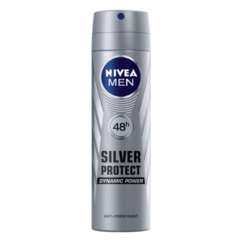 Silver Protect Quick Dry 48h Anti-perspirant