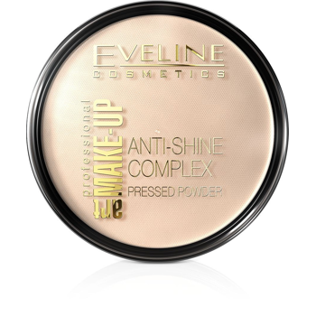 Anti-Shine Complex Pressed Powder 32 Natural
