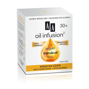 Oil Infusion 30+