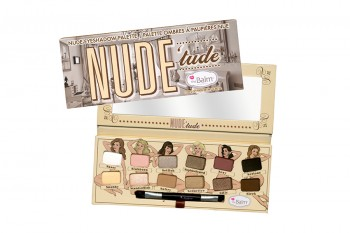 Shadow Palette Nude Tude 12 Shades