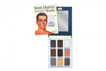 Nude Matte Eye Shadow Palette Nude 9 Shades