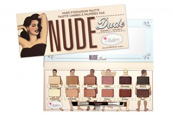 Palette Nude Dude Multi Shades