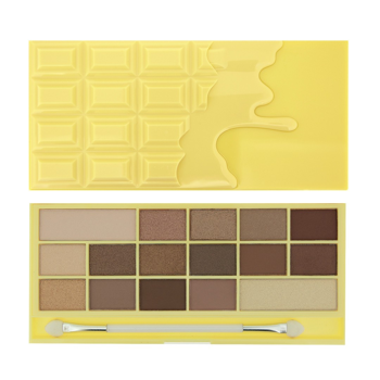 I Heart Makeup Chocolate Eyeshadow Palette Naked Chocolate