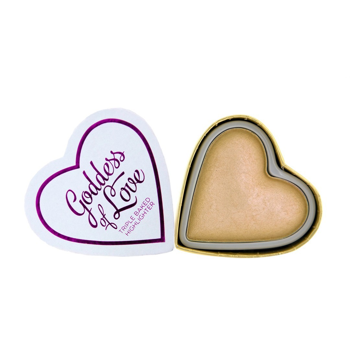 I Heart Makeup Goddess of Love Highlighter Golden Goddess