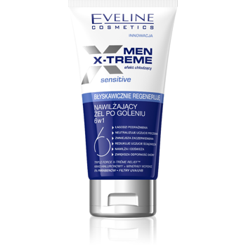 Moisturizing After Shave Gel
