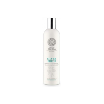 Refresh Shower Gel Silver Birch