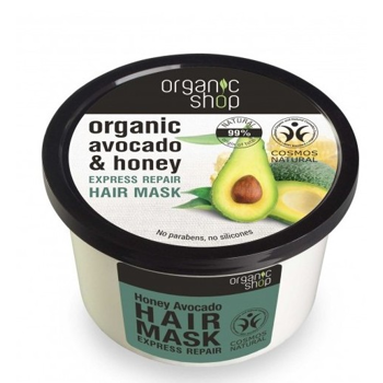 Hair Mask Honey Avocado