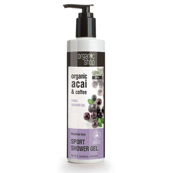 Sport Shower Gel Brazilian Acai