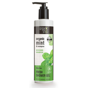 Fresh Shower Gel Minty Rain