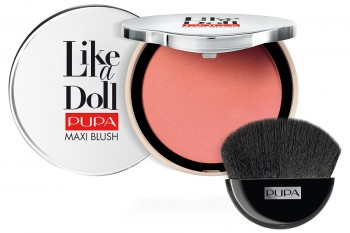 Maxi Blush 203 Intense Orange