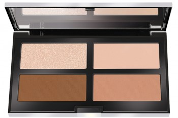 Contouring & Strobing Ready 4 Selfie Powder Palette 002 Medium Skin