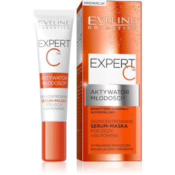 Expert C Youth Activator Concentrated Eye Serum - Mask