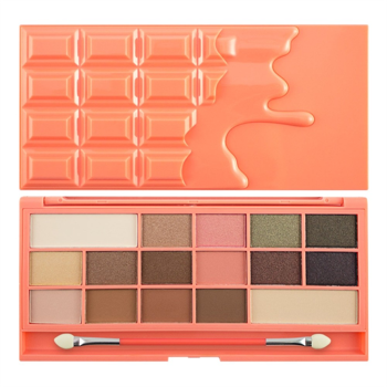 I Heart Makeup Eyeshadow Palette Chocolate and Peaches
