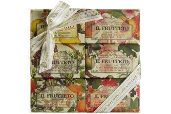 Il Frutetto Soap Set