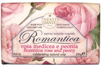 Florentine Rose and Peony Soap