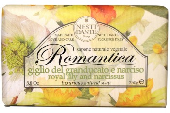 Royal Lily and Narcissus Soap