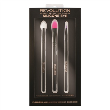Silicone Eye Brush Set