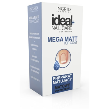 Ingrid Ideal Nail Care Mega Matt