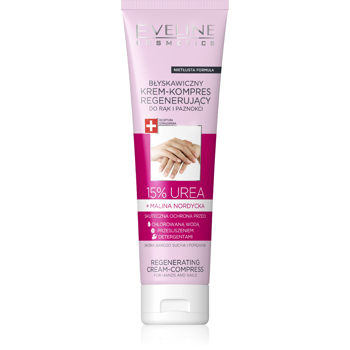Regenerating Cream - Compress for Hends and Nails