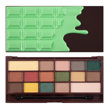 I Heart Makeup Eyeshadow Palette Mint Chocolate