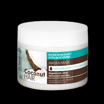 Extra Moisturizing Hair Mask