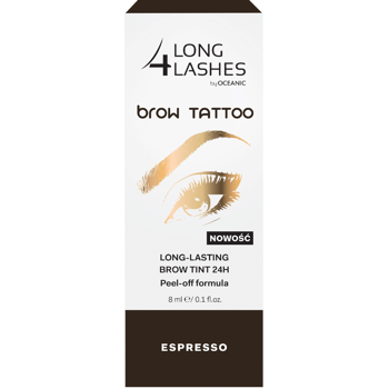 Long 4 Lashes Long Lasting Brow Tint 24H Espresso