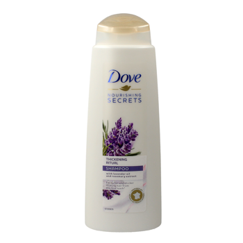 Dove Nourishing Secrets Tickening Ritual